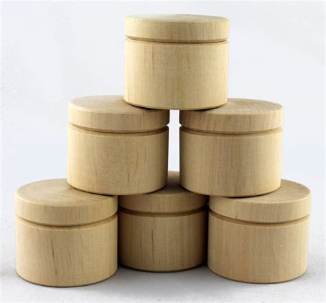 wood wholesale lot 6 handmade unfinished small wooden boxes wholesale