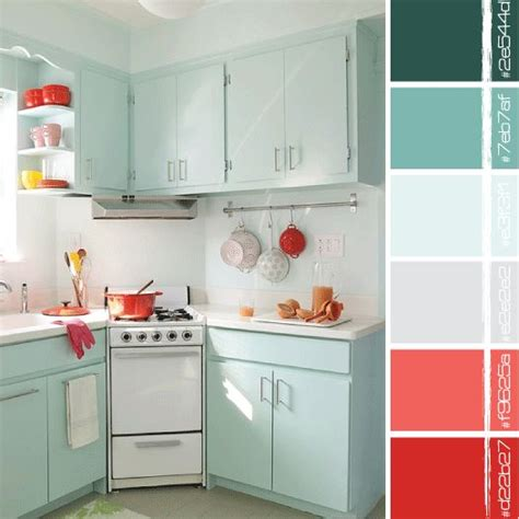 paint colors for vintage kitchen turquoise turquoise and on