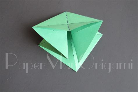 origami tree tutorial origami tree tutorial