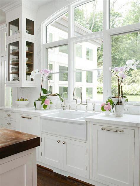 kitchen white sink the granite gurus whiteout wednesday 5 white kitchens