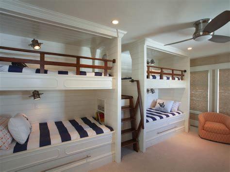 bunk beds bedroom photos toczylowski hgtv