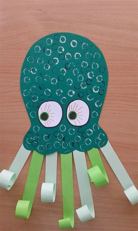 25 Best Ideas About Octopus Crafts On
