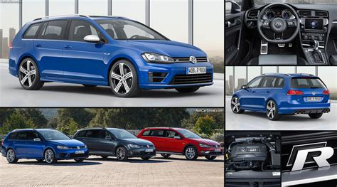 volkswagen golf r variant 2015 volkswagen golf r variant 2015 pictures information
