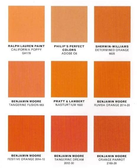 paint colors orange 2012 pantone color tanerine design retail