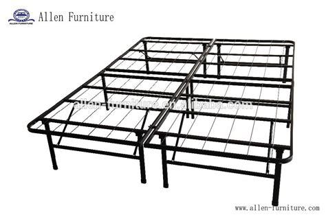 foldable bed frames foldable bed frame size of bed bed frame