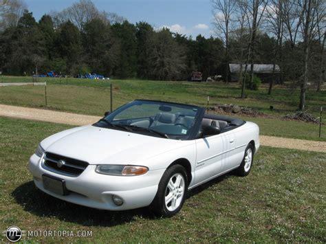 1997 Chrysler Sebring Convertible by 1997 Chrysler Sebring Partsopen