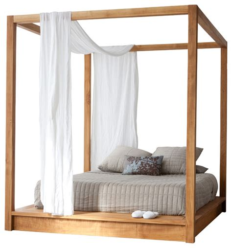 modern canopy beds pch series canopy bed modern canopy beds by