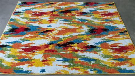 colorful rug rugs area rugs carpet flooring area rug floor decor modern