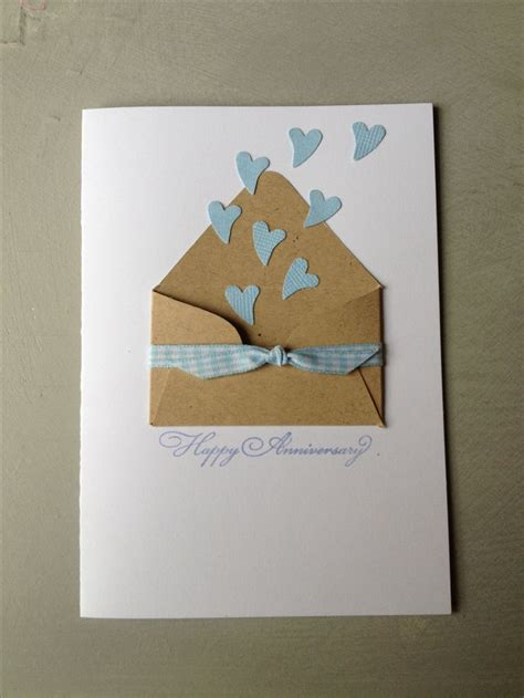 card paper craft ideas 25 best ideas about anniversary cards on