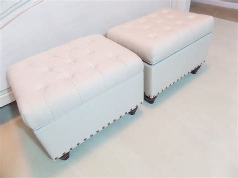 diy ottoman with storage diy file storage ottoman be my guest with