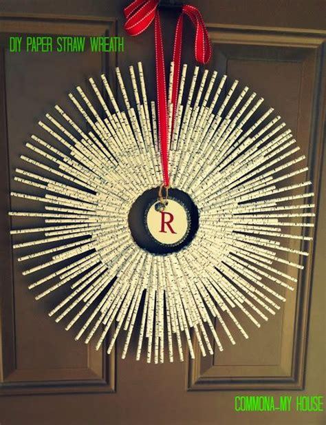 paper straw craft ideas 25 best straw wreath ideas on flag wreath