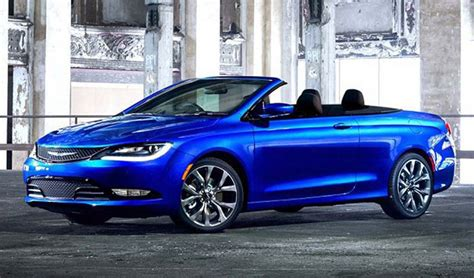 Chrysler 200 Price Range by 2018 Chrysler 200 Convertible Price Specs Release Date