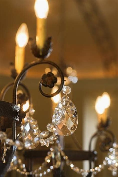 add crystals to chandelier how to add crystals to a chandelier
