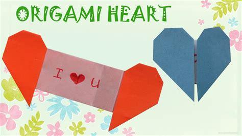 origami message origami with message origami easy