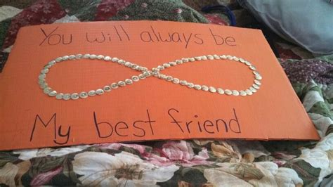 bff crafts for something i made for my best friend bestfriend
