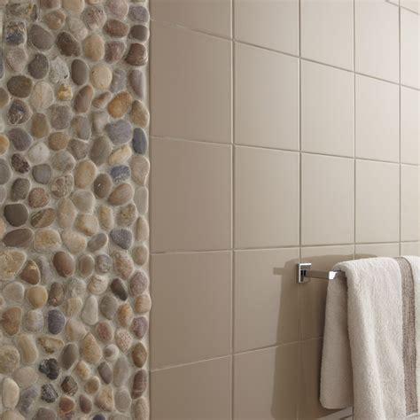 carrelage salle de bain galet