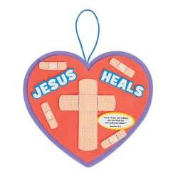 jesus crafts for 25 best ideas about jesus heals craft on