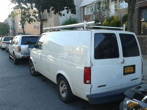 buy new 2001 chevrolet astro exelent working van in brooklyn new york united states