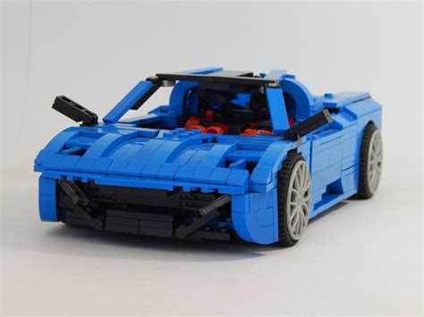 LEGO Ideas   Pagani Huayra