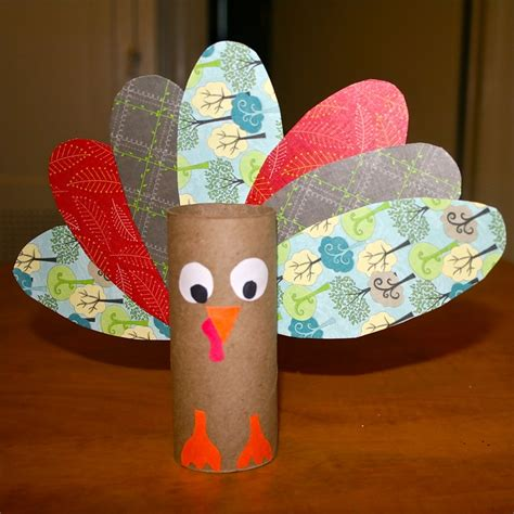 toilet paper turkey craft toilet paper roll turkey crafts