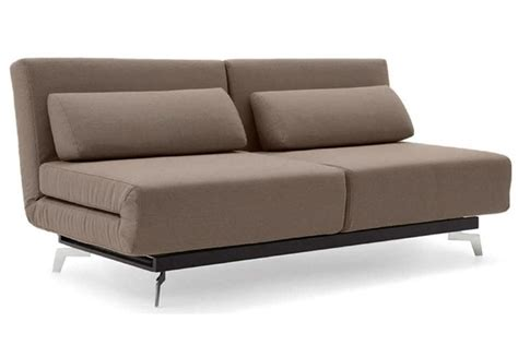 modern sofa bed sleeper brown contemporary convertible sofa bed apollo bark