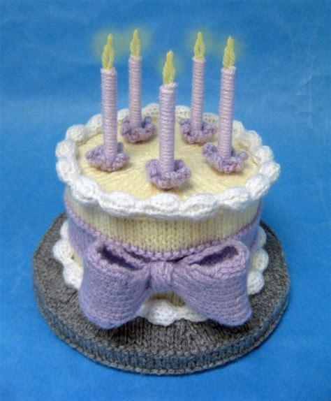knitted birthday cake pattern birthday cake free alan dart alan dart