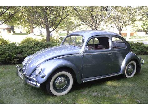 Volkswagen Classic Beetle For Sale by 1957 Volkswagen Beetle For Sale Classiccars Cc 1026516