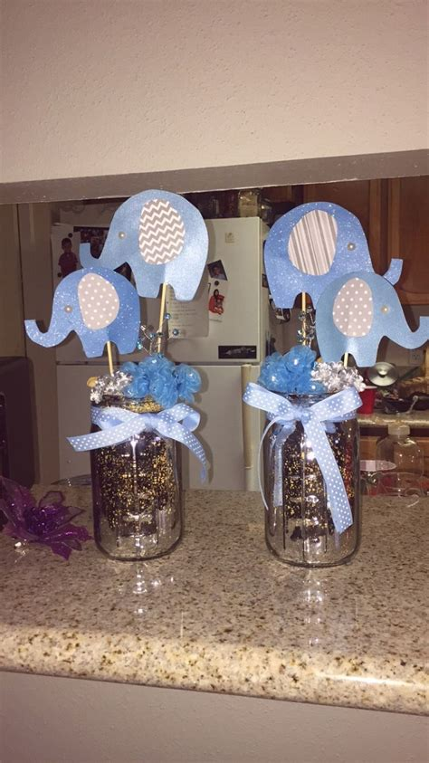 elephant themed baby shower centerpieces elephant themed baby shower centerpieces 28 images