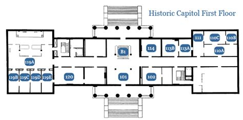 interactive floor plan interactive floor plan florida historic capitol museum