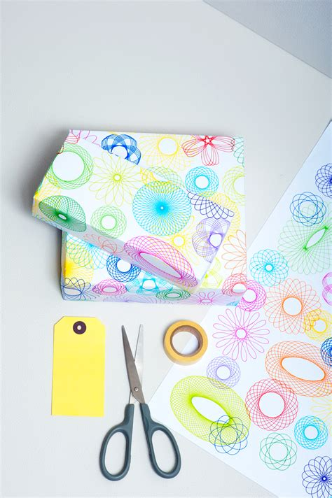 wrapping paper crafts paper craft minieco a craft book minieco