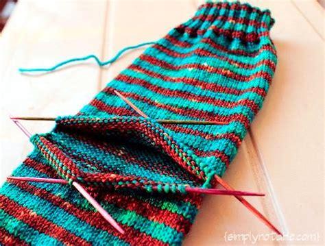 knitting socks socks then heels simply notable