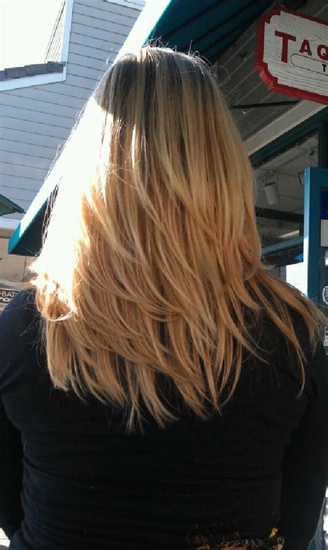 pictures of the back of shoulder lenth hair 20 cute medium hairstyles for women easy shoulder length