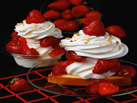 dessert delicious recipes wallpaper 23445084 fanpop