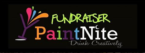 paint nite ontario paint nite fundraiser essex county events