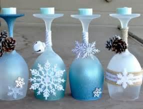 wine glass crafts ideas crafts