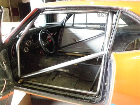 Roll Cage by Pin Camaro Car Roll Cage Addition On