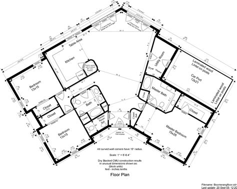 house drawing plan drystacked surface bonded home construction drawing plans