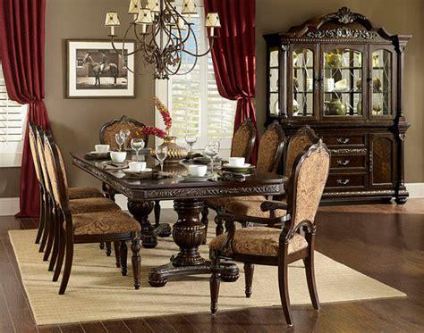 el dorado furniture dining room rosedale dining room set traditional miami by el