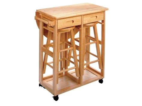 drop leaf kitchen island table tables with stools for small kitchen home garden design