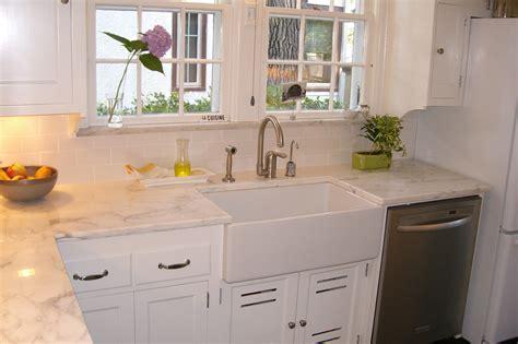 farmhouse style sink kitchen nostalgic kitchen faucets farmhouse style to give your