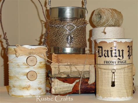 rustic craft projects rustic craft storage ideas