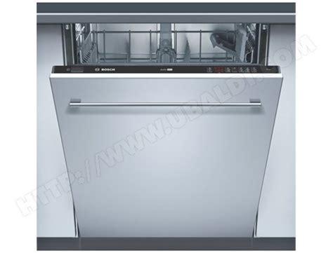 bosch sgv46m03ep lave vaisselle tout integrable 60 cm bosch livraison gratuite