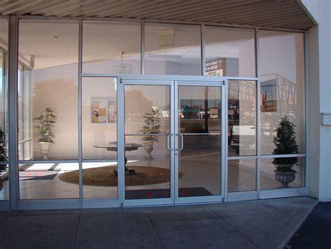 store front glass doors door storee glass store front doors