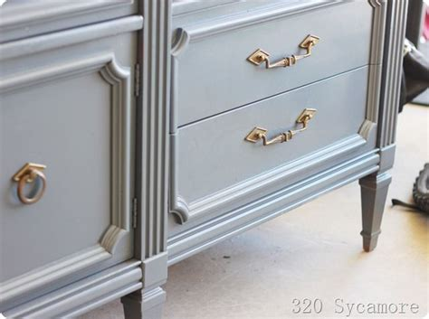 spray painting dresser spray painted dresser makeover spray painting furniture