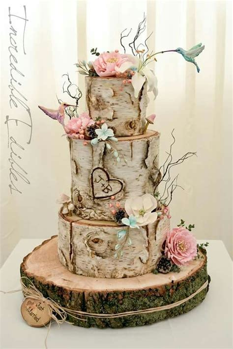 tree cake decoration 25 best ideas about birch wedding cakes on