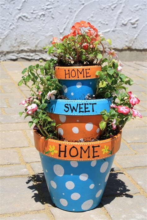 flower pot crafts for 509 best images about clay pot crafts on