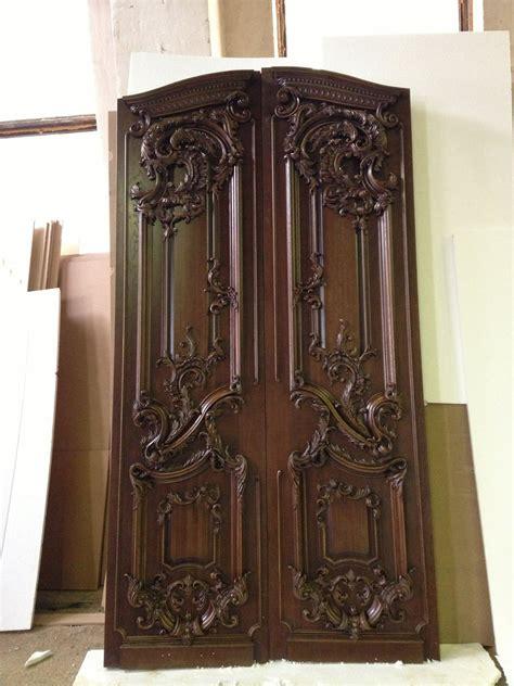 carved front doors wood carved front entrance door door designs