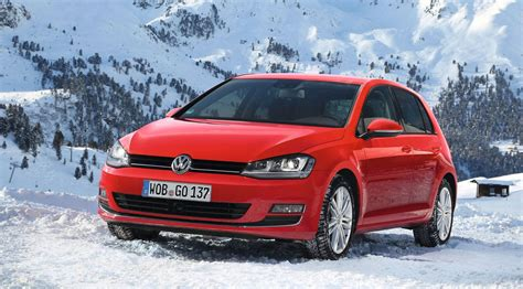 volkswagen golf 4motion mk7 gets an awd variant