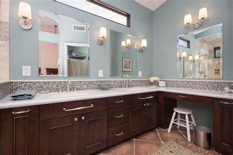 Spa Bathroom Remodel by Design Build Bathroom Remodel Pictures Arizona Contractor