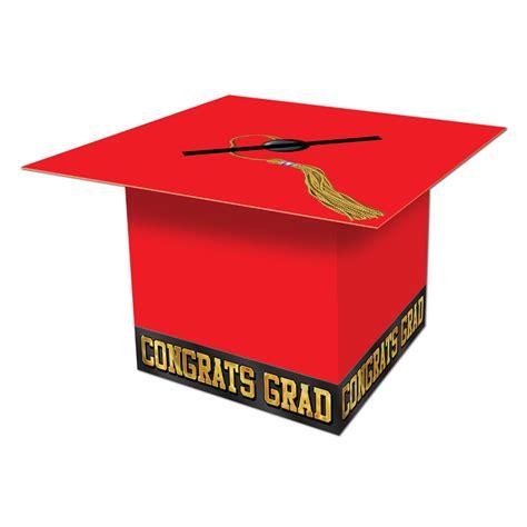 card box graduation cap card box